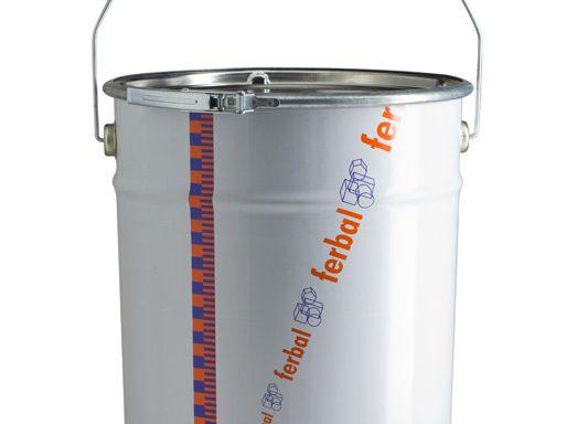 Balde20 litros c/ segurança